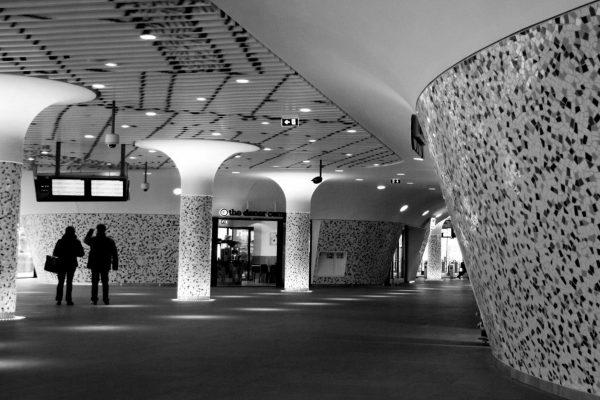 [F-151211-0000] Delft Railway Station