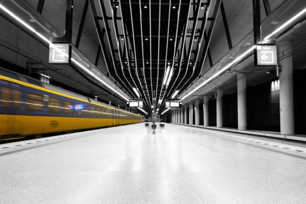 [F-151211-7006] Delft Railway Station